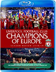 Liverpool Football Club Champions of Europe Season Review 2018/19