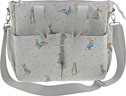 Nursery Changing Mat. Peter Rabbit Nappy Changing Bag//travel Mat