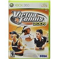 Virtua Tennis 2009 / Game