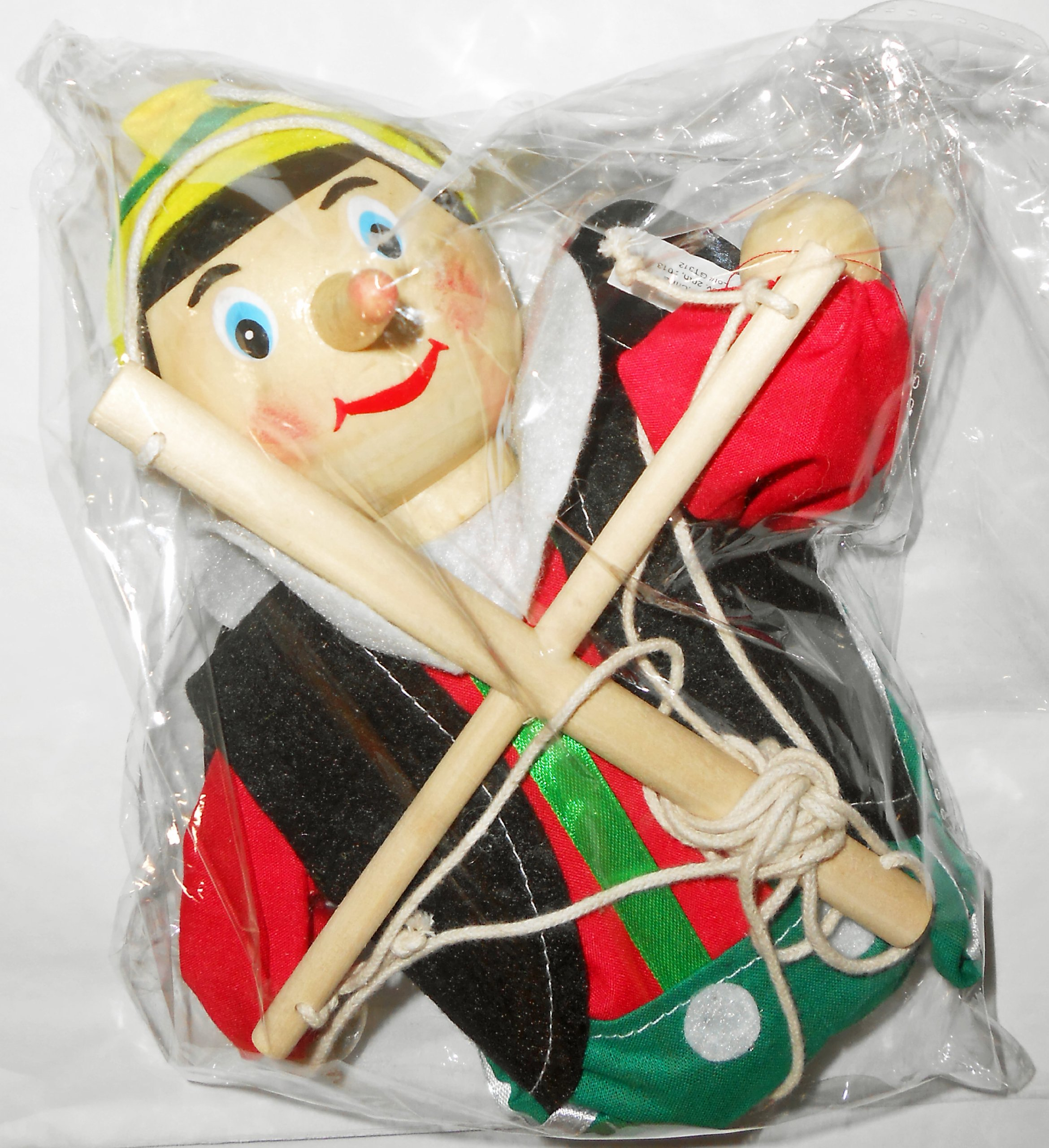 The Original Toy Company The New Pinocchio Marionette