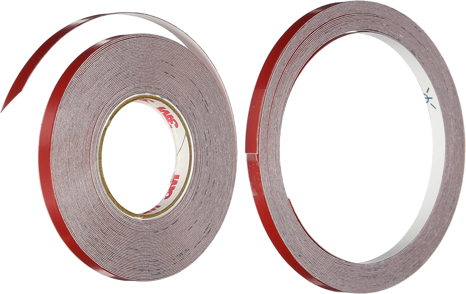 3M Scotchcal Reflective Striping Tape, Red, .25-Inch by 50-Foot