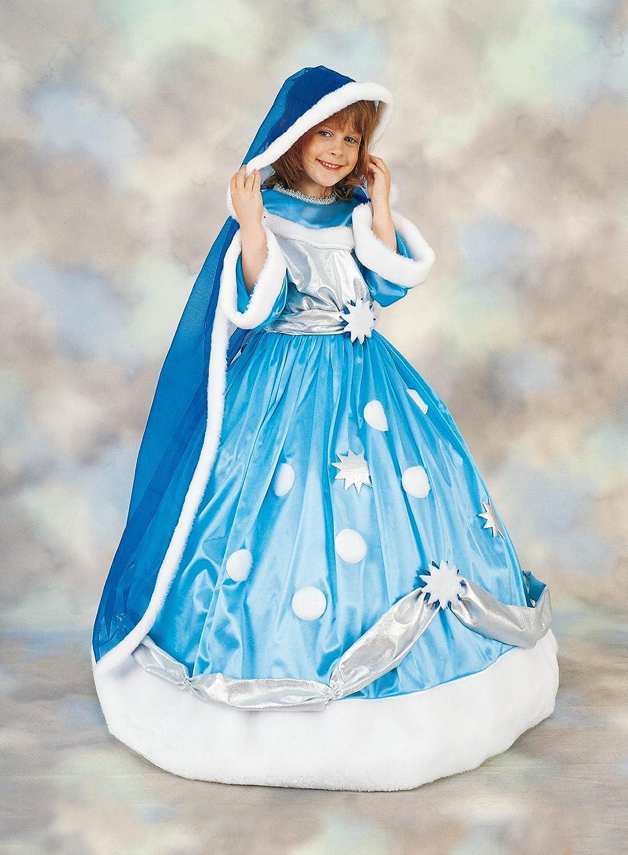 Ciao 13660 costume de flocon de neige de 8 a  10