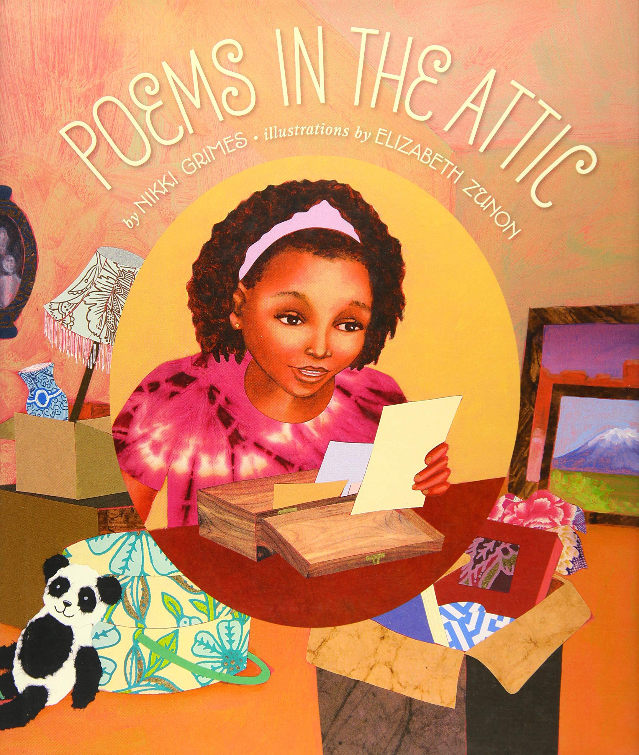 Amazon com: Poems in the Attic (9781620140277): Nikki Grimes