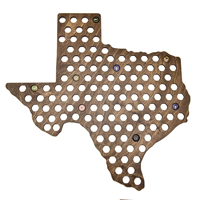 Review Giant Texas Beer Cap