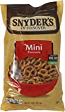 Snyder's of Hanover Mini Pretzels, 255.2g