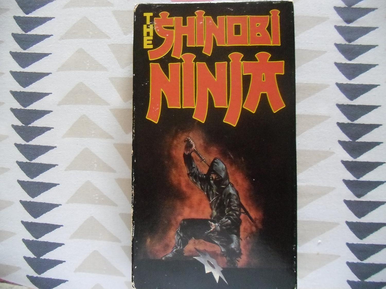 Amazon.com: The Shinobi Ninja: Tadashi Yamashita, Burbank ...