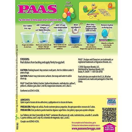 Amazon.com: Easter egg color kits - Easter egg dye Variety Packs - 3 Pack (burlap-gem-coloring): Toys & Games