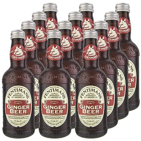 Fentimans | Ginger Beer | 1 X 4X 275Ml: Amazon.es: Hogar