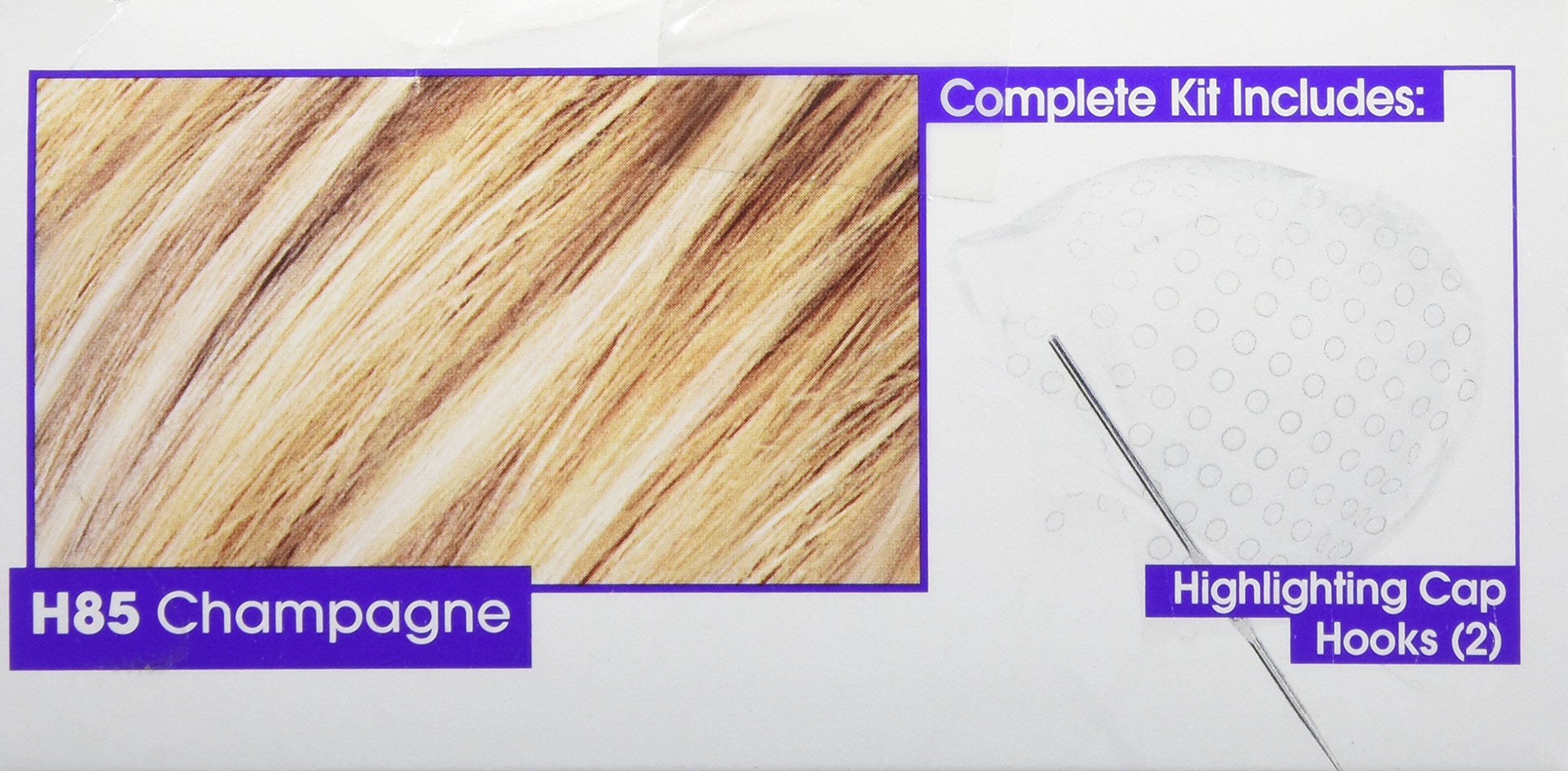 L'Oréal Paris Frost and Design Cap Hair Highlights For Long Hair, H85 Champagne by L'Oreal Paris (Image #11)