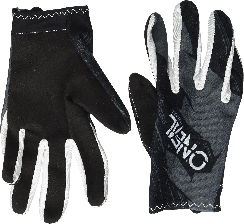 Tama/ño: XXL Guantes de ciclismo ONeal Element Racewear azul//negro para hombre