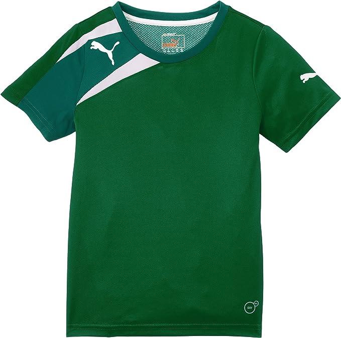 Puma Spirit Training - Camiseta de Equipación de Fútbol para Niños: Amazon.es: Ropa y accesorios