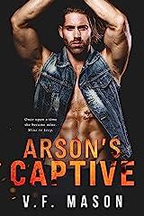 Arson's Captive Kindle Edition
