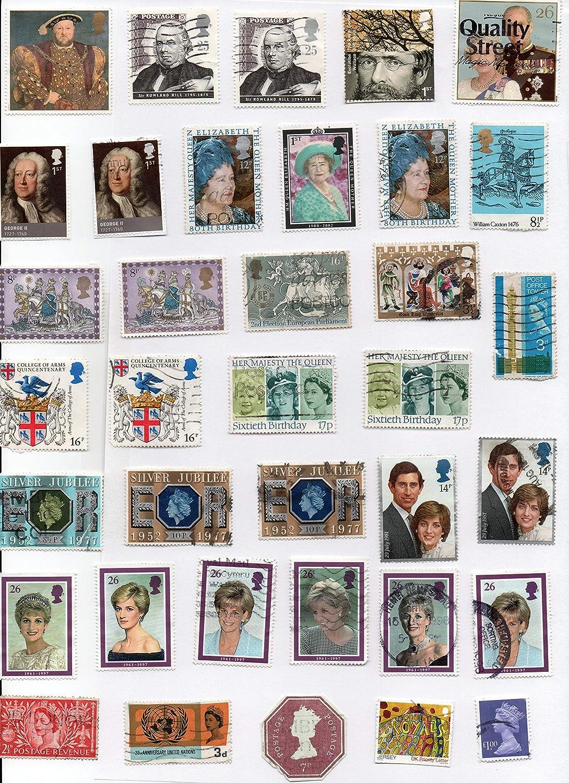 Dauwalders 1500 Worldwide Stamps Off Paper