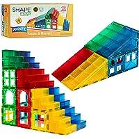 Magnetic Stick N Stack 12 Piece Steps & Ramps Set
