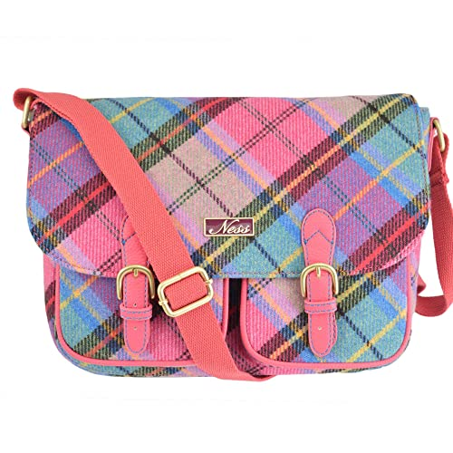 31acd44cc7 Ness Keira - Bright Tweed  Amazon.co.uk  Shoes   Bags