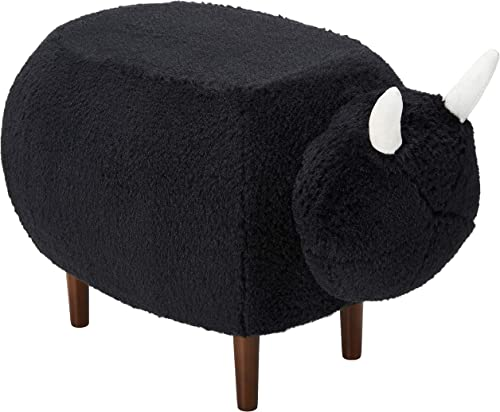 Christopher Knight Home Brebis Furry Sheep Ottoman