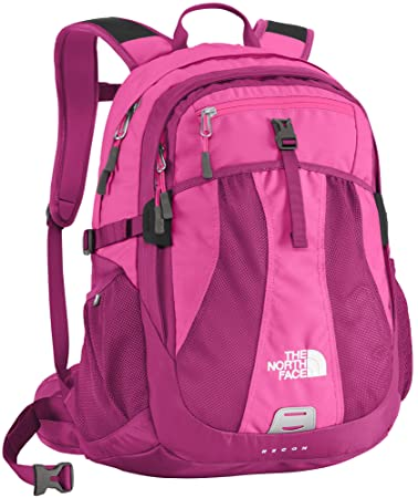 The North Face Women s Recon Backpack Shocking Pink Gem Pink OS