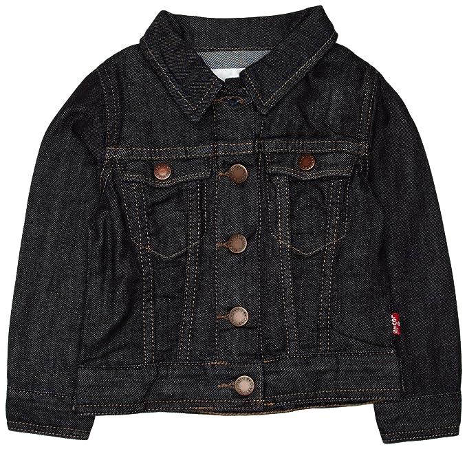 Levis - Chaqueta con botones de manga larga para niña, talla 5 Years - talla
