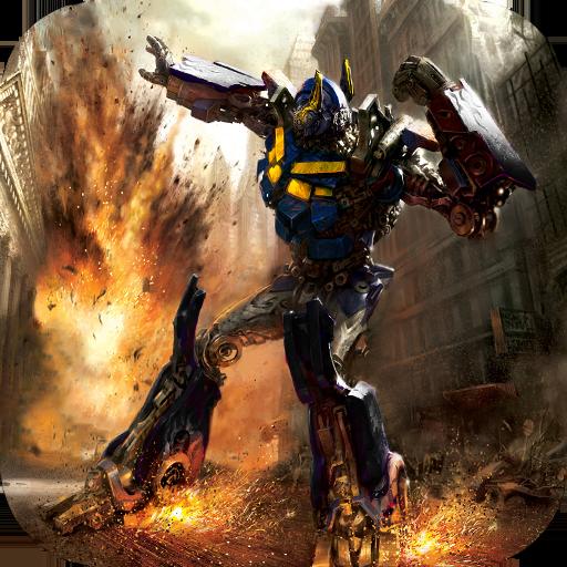 Robots Invasion 3D (Power Ranger Games Power Ranger Games)