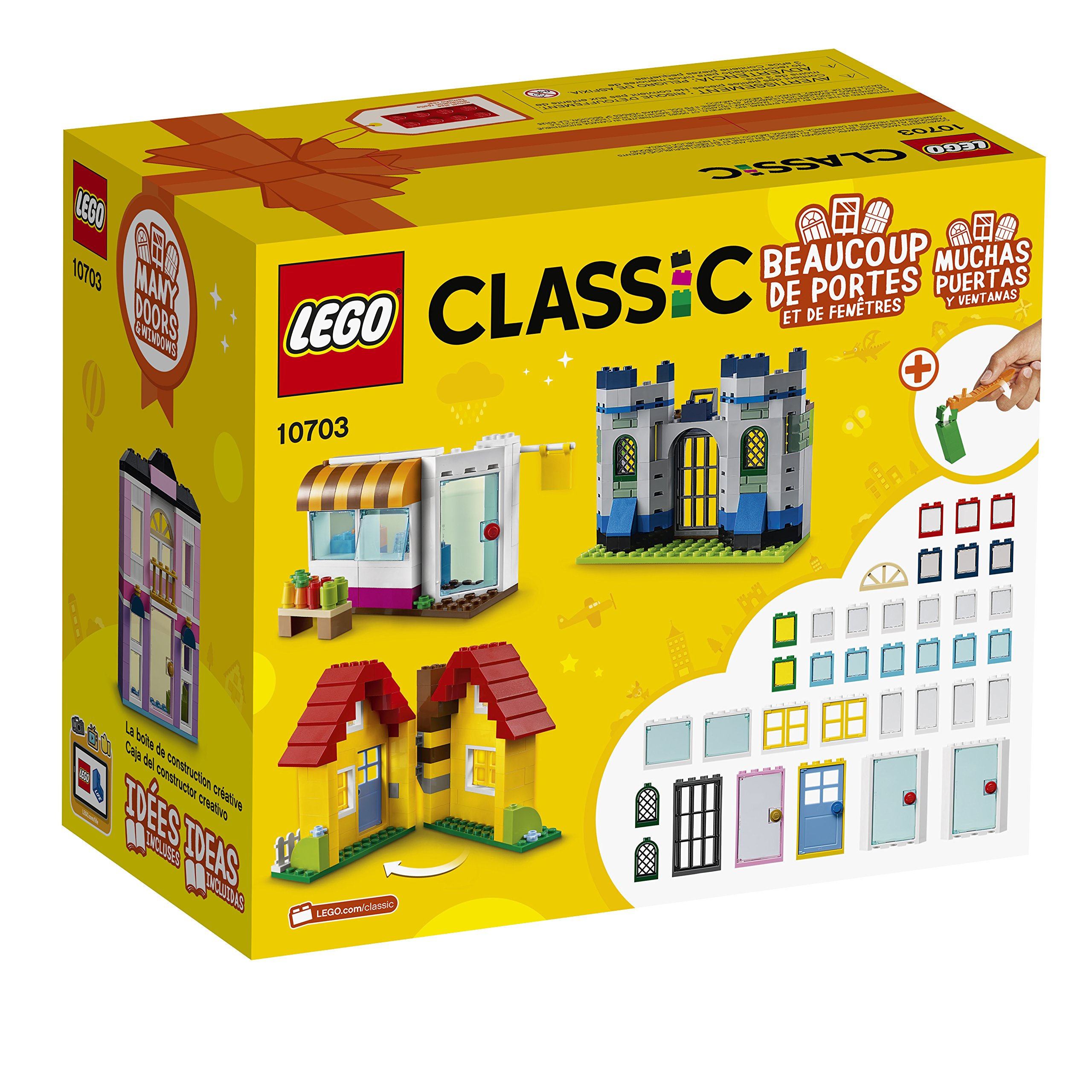 LEGO Classic Creative Builder Box 10703 (Exclusive) by LEGO (Image #3)