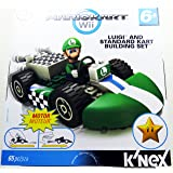 Mario Kart Wii - K'Nex Kart Kit, Luigi