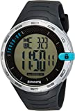 Sonata Digital Black Dial Men's Watch (77041PP01)