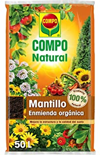 Compo Substratos y turbas Natural mantillo, 50 l