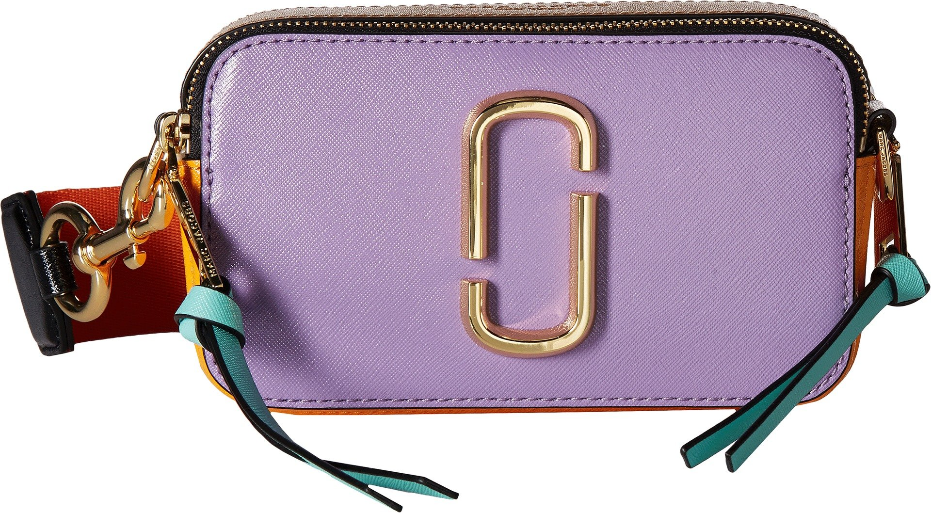 Marc Jacobs Women's Snapshot Camera Bag, Hyacinth, One Size