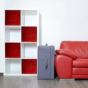 Carry Case for Milliard Tri-Fold Mattress (6 inch Twin XL)