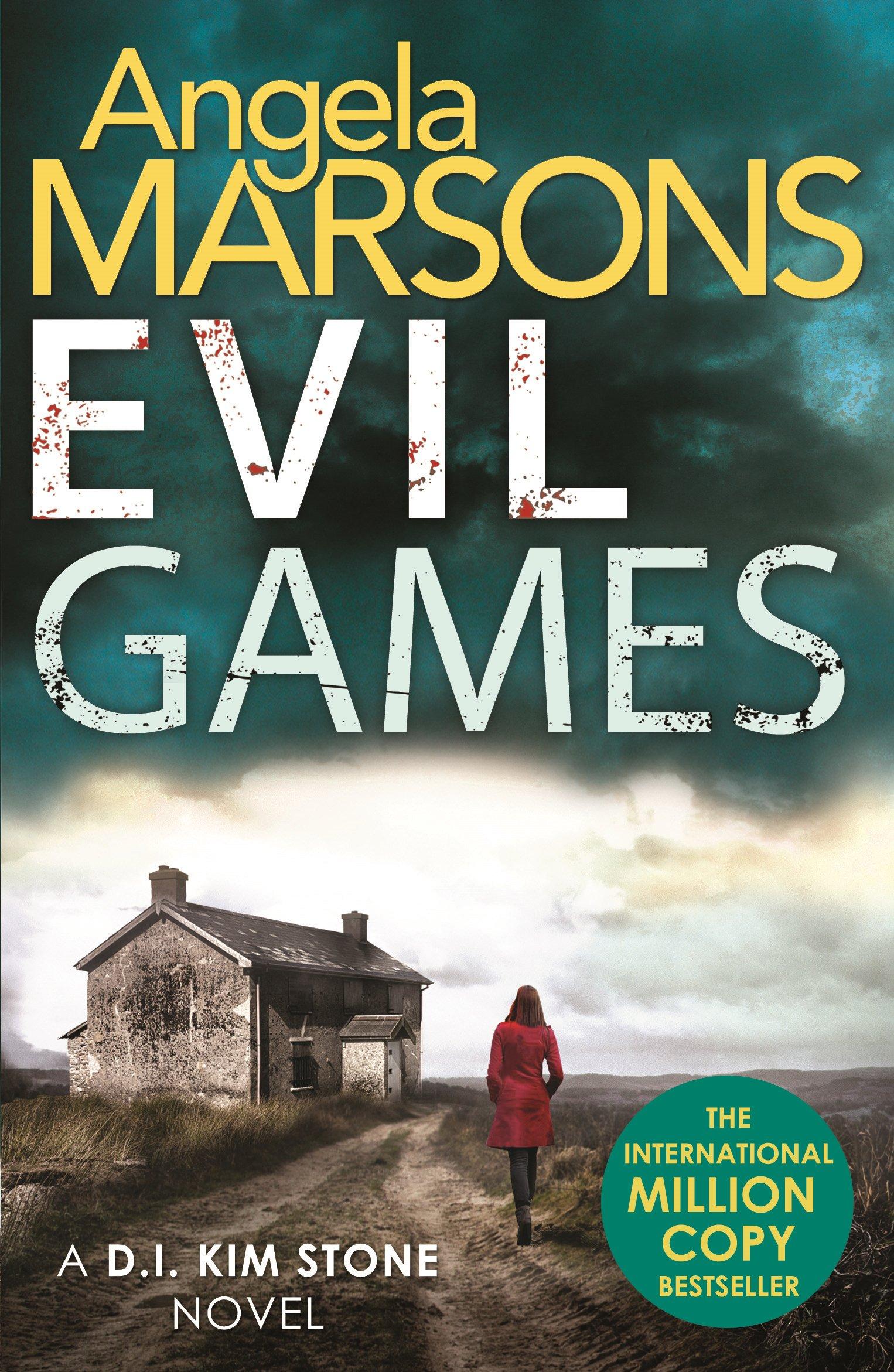 Evil Games: D.I. Kim Stone 02