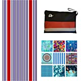 Microfiber Beach Towel for Travel - Oversized XL 78x35,72x72,63x31,71x31Inch Quick Drying, Lightweight, Fast Dry Towels…
