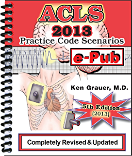 Amazon acls study guide e book ebook barbara j aehlert acls practice code scenarios 2013 5th edition fandeluxe Images