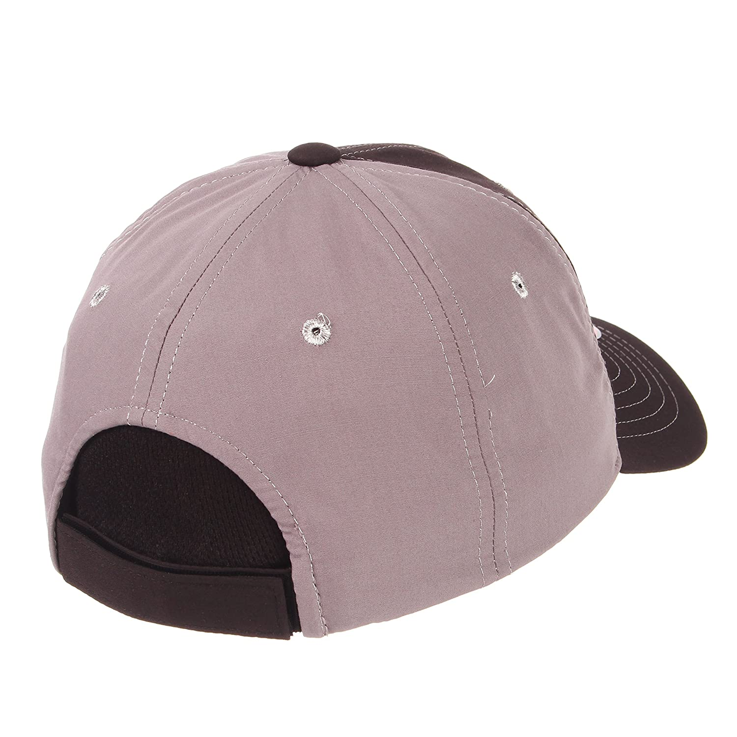 Black Adjustable Zephyr Feisty Womens Performance Hat