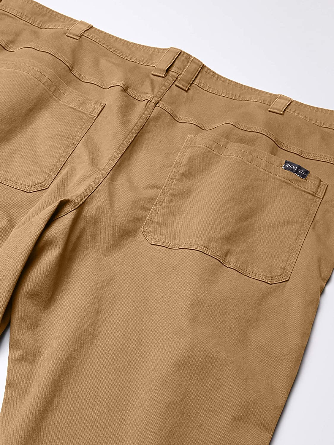 Water /& Stain Resistant Columbia Mens Ultimate ROC Flex Pant