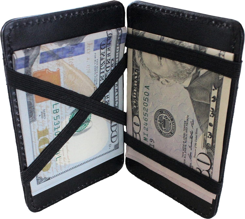 Magic Wallet Credit Mini Slim Wallet Card Holders Man Women Business Card-holder
