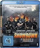 Showdown in Manila - Uncut Edition [Blu-ray]