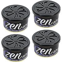 Zen Air ZAIRBK4 Ambientador para Coche, Negro (Cool