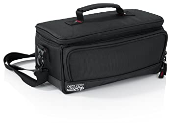 Gator Cases Padded Mixer Carry Bag; Fits Behringer X-AIR Series Mixers (G