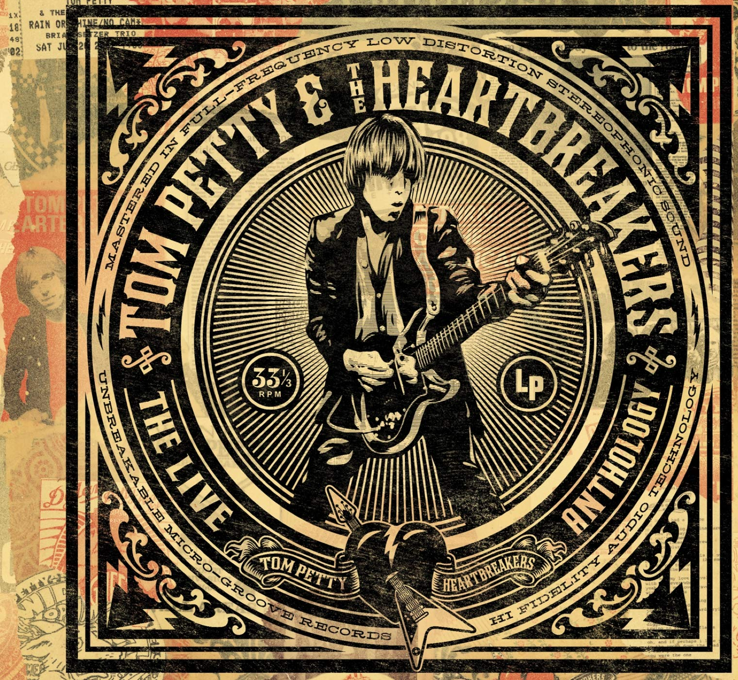 The Live Anthology (Vinyl) by Reprise