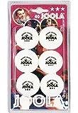 JOOLA Tischtennis-Bälle Rossi 3-Stern