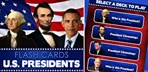Flashcards - United States Presidents from Learning Gems