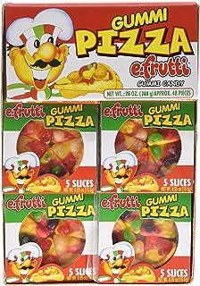 Gummi Pizza by E-Fruitti 48 Count (Net Wt. 26oz)  sc 1 st  Amazon.com & Amazon.com : e.frutti Gummi Pizza (Pack of 48) : Gummy Candy ... Aboutintivar.Com