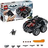 LEGO Superheroes App-Controlled Batmobile Building Kit (321 Piece), Multicolor
