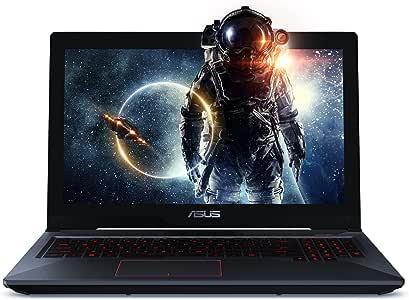 "Asus FX503 Gaming Laptop, 15.6"" 120Hz Full HD, Intel i5-7300HQ Processor, GeForce GTX 1060, 8GB DDR4, 128GB M.2 SSD + 1TB HDD, Windows 10 Home - FX503VM-NS52"