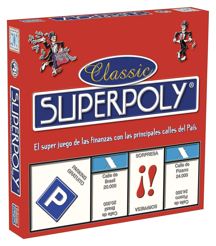 Falomir- Superpoly, Juego de Mesa, Clásicos, (646375)