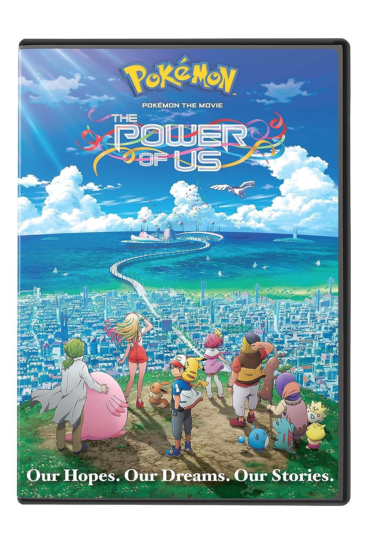 Amazon Com Pokemon The Movie The Power Of Us Dvd Various