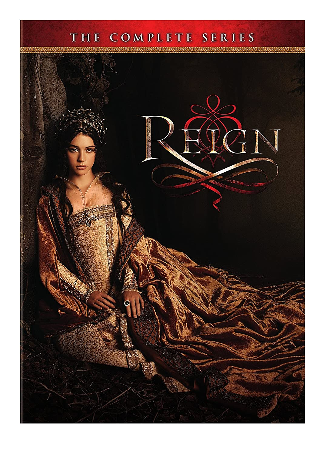 Reign:the Complete Series 1-4 [Import allemand]   B071GX2YQ9