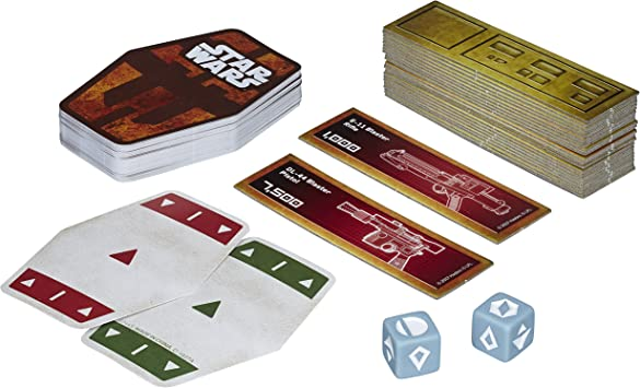 Hasbro Gaming - Juego de Cartas Han Solo Star Wars (Hasbro ...