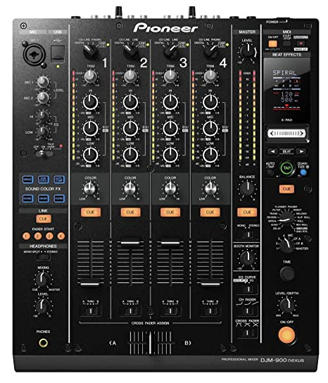 Pioneer DJM-900nexus DJ Controller Driver for Windows Download