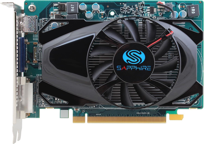 Amazon Com Sapphire Radeon Hd 6670 1gb Ddr3 Hdmi Dvi D Vga Pci Express Graphics Card 11192 22 20g Computers Accessories